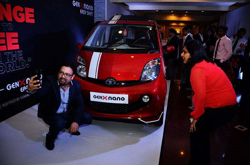 GENX NANO LAUNCH のコピー
