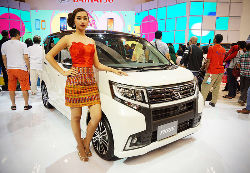 Gaikindo Indonesia International Auto Show (GIIAS) 2015 ...