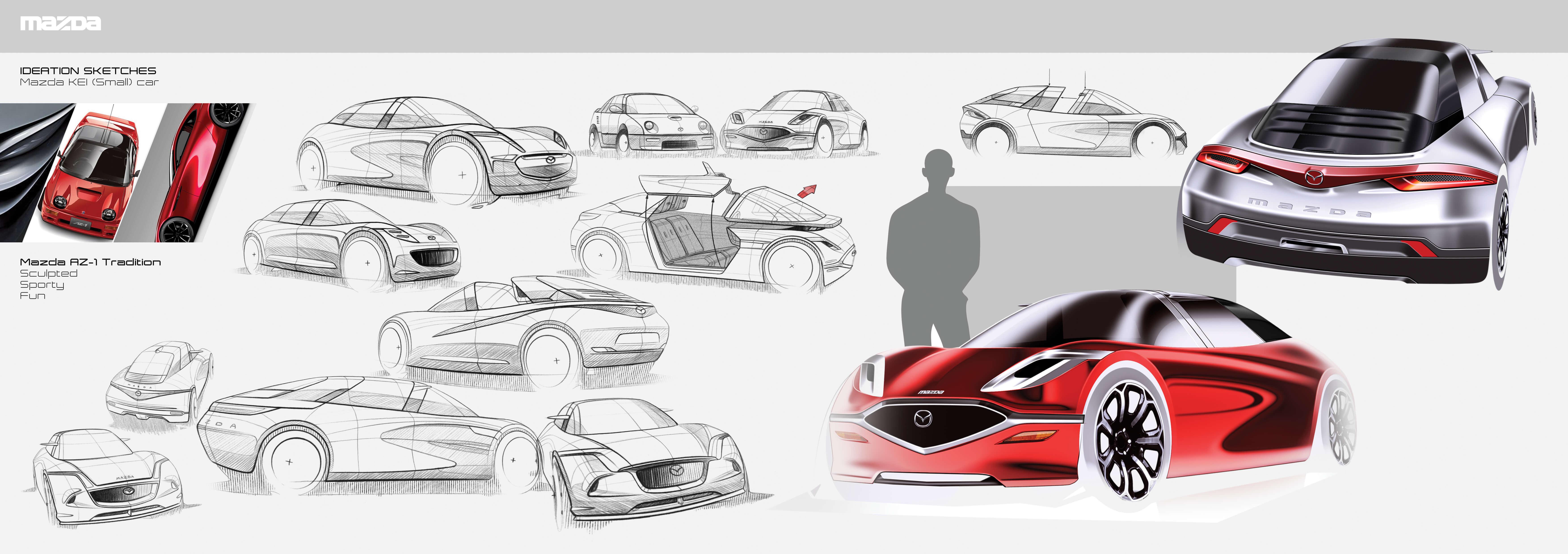 Car Design Academy Everyone Can Improve Sketching Car