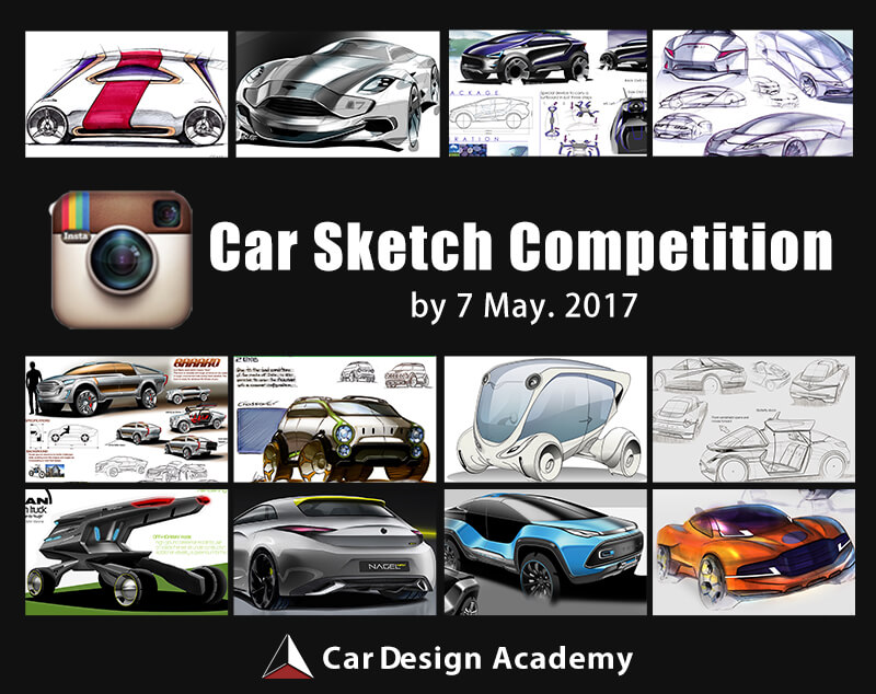Car Design Academy A New Instagram Contest 2017 Vol 1
