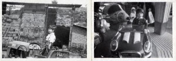 フランチェスコと車