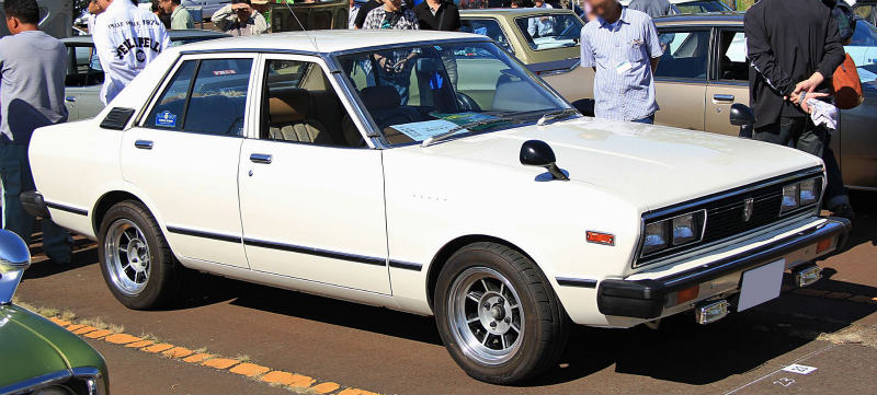 1980_Nissan_Violet
